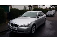 Bmw 530D 2006 1 yr mot sell swap or px for van no iphones ipads ect