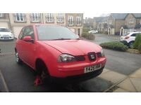 Seat arosa 1.0l breaking for parts