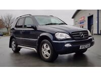 Mercedese ML320, 4x4, automatic petrol for sale