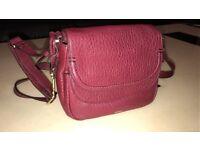 Brand new fossil handbag and purse