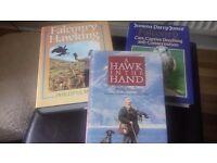 Falconry books