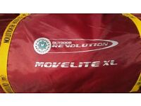 Outdoor Revolution – Movelite XL Stand Alone Awning