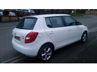 2012 SKODA FABIA drive like new !!! BARGING !!! CLEAN IN AND OUT.