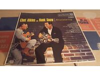 Chet Aitkins and Hank Snow Reminiscing