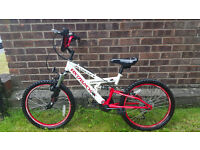 "Childrens Concept Redback 20"" Mountain Bike"