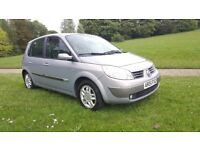 RENAULT SCENIC AUTOMATIC,PANORAMIC ROOF,LONG MOT, VERY GOOD DRIVE,A/C