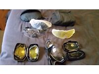 ESS Eye safety System glasses and goggles