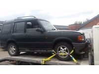 Landrover discovery spares are repair