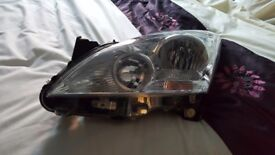 Peugeot 3008 headlights