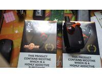 Usonicig rhythm kit coil free ultrasonic vape mod pod.