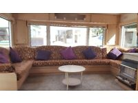 *** WOW*** AMAZING STATIC CARAVAN FOR SALE AT REGENT BAY HOLIDAY PARK