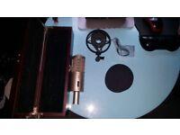 Studio Projects B1 diaphragm condenser studio microphone