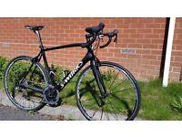 Specialized S-Works Tarmac Black Road Bike