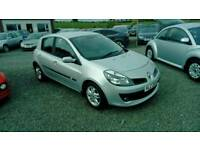 08 Renault Clio 1.2 5 DOOR Service History Mot Jan 18 low Ins ( can be viewed inside anytime