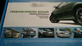 Parking sensors boxed as new
