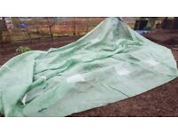 Polytunnel Cover 20ft x 10ft