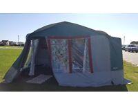 Trailer tent triango chambord