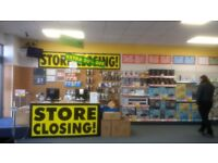 Maplin Electronics Inverness - ALL Retail Shop Fixtures, Fittings, Equipment & Stock for SALE