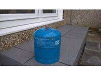 Empty 907 Butane gas bottle for sale £10.