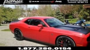 2016 Dodge Challenger SRT Hellcat | LAGUNA SEATS | HEATED SEATS
