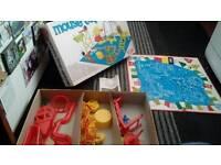 Vintage mouse trap game