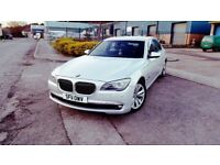 BMW 7 SERIES 3.0 730LD SE