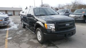2013 Ford F-150 EXTENDED CAB, A/C, DELAY WIPERS