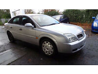 2004 04 VAUXHALL VECTRA 1.8 LS 16V 5d 121 BHP, **LONG MOT**NEW BRAKE DISKS & PADS