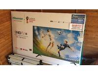 65 inch TV UHD TV (4K) Hisense