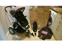Quinny Buzz 3 Wheeler Pushchair / Buggy