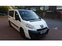 Peugeot Expert Tepee 8 seater 2.0 diesel 2010 MPV PCO mini cab ready Quick sale 7 seater Van/MPV/Car
