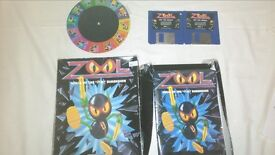 zool Ninja of the Nth dimension for amiga
