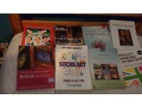 Undergraduate Politics Book Bundle! Bargain price