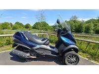 For sale Piaggio MP3 400, 2007, blue