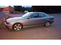 BMW 525d E39 2001