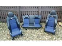 Fiesta st interior seats. Great condition.