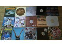 "15 x parliament funkadelic bootsy collins vinyl LP's / 12"" collection"