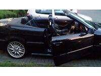 BMW 3 SERIES 3.0 330Ci **M Sport** **CONVERTIBLE** BLACK** LEATHER**