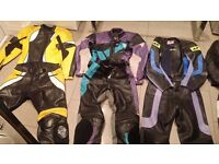 SUMMER SALE -MOTORCYCLE - CLOTHING - 2pc leathers - BARKING IG11 AREA