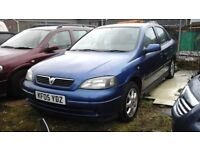 BREAKING VAUXHALL ASTRA G PARTS ONLY