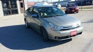 2008 Ford Focus Base