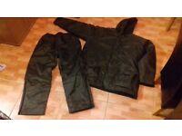 Fishing thermal suit