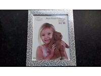Brand new mosaic picture frame