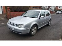 Golf 1.9 GT TDI excellent condition