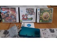 Nindendo 3DS with games