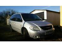 Chrysler Grand Voyager Limited 3.3