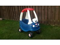Little Tikes Cosy Coupe - Blue