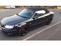 2003 Saab 93 Convertible 2L for SALE or SWAP or PX! 114.000 mls. 10months MOT