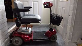 Shoprider Monaco Electric Mobility Scooter - £250 O.N.O.