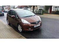 Honda Jazz 1.4 i-VTEC EX CVT 5dr - Low Mileage, High Spec
